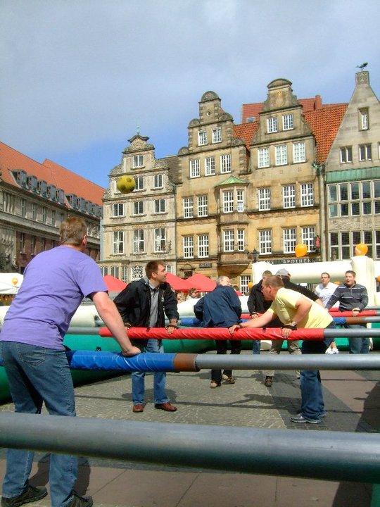 Marktplatz zu Bremen